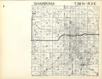 Shabbona T38N-R3E, DeKalb County 1957